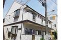 東京都渋谷区、幡ヶ谷駅徒歩12分の築25年 2階建の賃貸アパート