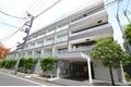 東京都渋谷区、初台駅徒歩7分の築8年 5階建の賃貸マンション