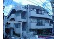 東京都目黒区、渋谷駅徒歩15分の築33年 4階建の賃貸マンション