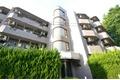東京都板橋区、ときわ台駅徒歩24分の築23年 4階建の賃貸マンション