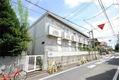 東京都杉並区、新高円寺駅徒歩13分の築26年 2階建の賃貸アパート