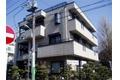 東京都杉並区、永福町駅徒歩10分の築24年 3階建の賃貸マンション