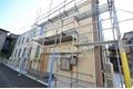 東京都豊島区、板橋駅徒歩10分の築1年 2階建の賃貸アパート