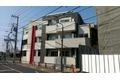 東京都国分寺市、西国分寺駅徒歩15分の築3年 3階建の賃貸アパート