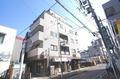 東京都大田区、新丸子駅徒歩30分の築22年 5階建の賃貸マンション