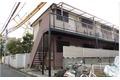 東京都世田谷区、経堂駅徒歩10分の築32年 2階建の賃貸アパート