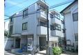 東京都世田谷区、経堂駅徒歩12分の築24年 3階建の賃貸マンション
