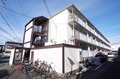 東京都世田谷区、千歳烏山駅徒歩18分の築38年 3階建の賃貸マンション