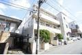 神奈川県川崎市多摩区、向ヶ丘遊園駅徒歩28分の築28年 3階建の賃貸マンション
