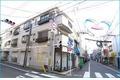 東京都品川区、戸越公園駅徒歩10分の築22年 3階建の賃貸アパート