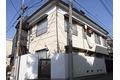 東京都世田谷区、池ノ上駅徒歩8分の築45年 2階建の賃貸アパート