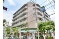 東京都大田区、大森駅徒歩12分の築29年 6階建の賃貸マンション