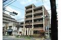 東京都中野区、中野駅徒歩13分の築17年 6階建の賃貸マンション