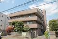 東京都府中市、白糸台駅徒歩10分の築20年 5階建の賃貸マンション