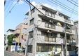 神奈川県川崎市高津区、二子玉川駅徒歩10分の築28年 4階建の賃貸マンション
