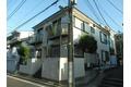 東京都渋谷区、幡ヶ谷駅徒歩16分の築36年 2階建の賃貸アパート