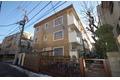 東京都豊島区、目白駅徒歩6分の築43年 3階建の賃貸マンション