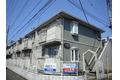 東京都狛江市、成城学園前駅バス13分御台橋下車後徒歩2分の築25年 2階建の賃貸アパート