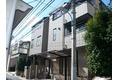 東京都新宿区、信濃町駅徒歩7分の築13年 3階建の賃貸マンション
