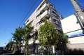 東京都大田区、御嶽山駅徒歩3分の築22年 5階建の賃貸マンション