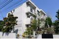 東京都調布市、仙川駅徒歩6分の築35年 2階建の賃貸マンション