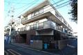 神奈川県川崎市高津区、武蔵新城駅徒歩12分の築21年 3階建の賃貸マンション