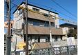 東京都新宿区、東中野駅徒歩14分の新築 3階建の賃貸アパート