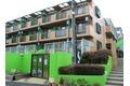 神奈川県川崎市宮前区、鷺沼駅徒歩12分の築25年 3階建の賃貸マンション