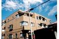 東京都目黒区、祐天寺駅徒歩16分の築30年 3階建の賃貸マンション