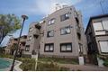 東京都杉並区、代田橋駅徒歩9分の築16年 3階建の賃貸マンション