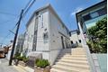 東京都世田谷区、経堂駅徒歩15分の新築 2階建の賃貸アパート