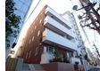 東京都目黒区、都立大学駅徒歩9分の築5年 4階建の賃貸マンション
