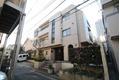 東京都新宿区、市ケ谷駅徒歩23分の築26年 3階建の賃貸マンション
