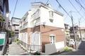 神奈川県川崎市多摩区、登戸駅徒歩15分の築25年 2階建の賃貸アパート