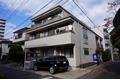 東京都新宿区、市ケ谷駅徒歩15分の築11年 3階建の賃貸マンション