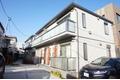 東京都文京区、茗荷谷駅徒歩7分の築2年 2階建の賃貸アパート