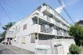 神奈川県川崎市多摩区、和泉多摩川駅徒歩12分の築33年 4階建の賃貸マンション