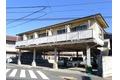 東京都三鷹市、三鷹駅バス30分北野下車後徒歩1分の築31年 2階建の賃貸アパート