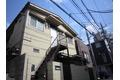 東京都世田谷区、三軒茶屋駅徒歩16分の築45年 2階建の賃貸アパート