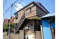 東京都府中市、府中本町駅徒歩6分の築17年 2階建の賃貸アパート