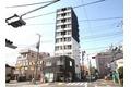 東京都新宿区、市ケ谷駅徒歩14分の築10年 10階建の賃貸マンション