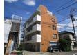 東京都世田谷区、桜上水駅徒歩14分の築37年 4階建の賃貸マンション