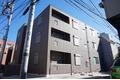 東京都台東区、西日暮里駅徒歩7分の築1年 3階建の賃貸マンション