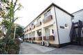 東京都世田谷区、池ノ上駅徒歩5分の築30年 2階建の賃貸アパート