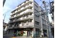 東京都調布市、国領駅徒歩3分の築26年 6階建の賃貸マンション