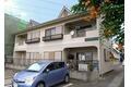 東京都三鷹市、千歳烏山駅徒歩20分の築27年 2階建の賃貸アパート