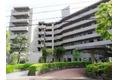 神奈川県横浜市港北区、大倉山駅徒歩9分の築27年 4階建の賃貸マンション