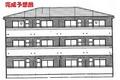 東京都世田谷区、笹塚駅徒歩13分の新築 3階建の賃貸アパート