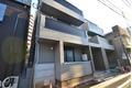 東京都豊島区、目白駅徒歩7分の新築 3階建の賃貸アパート
