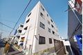 東京都江戸川区、小岩駅バス15分鹿骨下車後徒歩3分の築22年 4階建の賃貸マンション